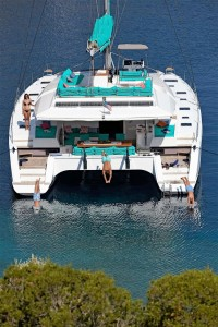 catamaran caribbean sailing vacations