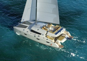 catamaran sailing vacations in the Caribbean