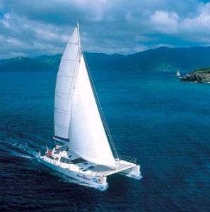 BVI Crewed Catamaran Charters