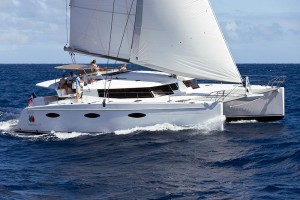 caribbean catamaran vacation charters