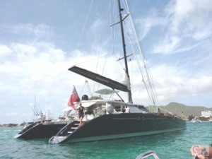 BVI Crewed Catamaran Charter vacation