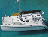 All-inclusive, Crewed Catamaran Charters