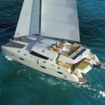catamaran sailing vacations in the Caribbean