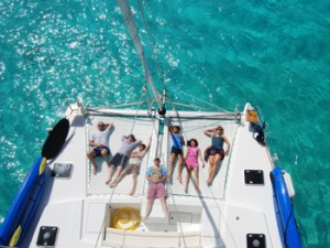 Caribbean Catamaran Vacations